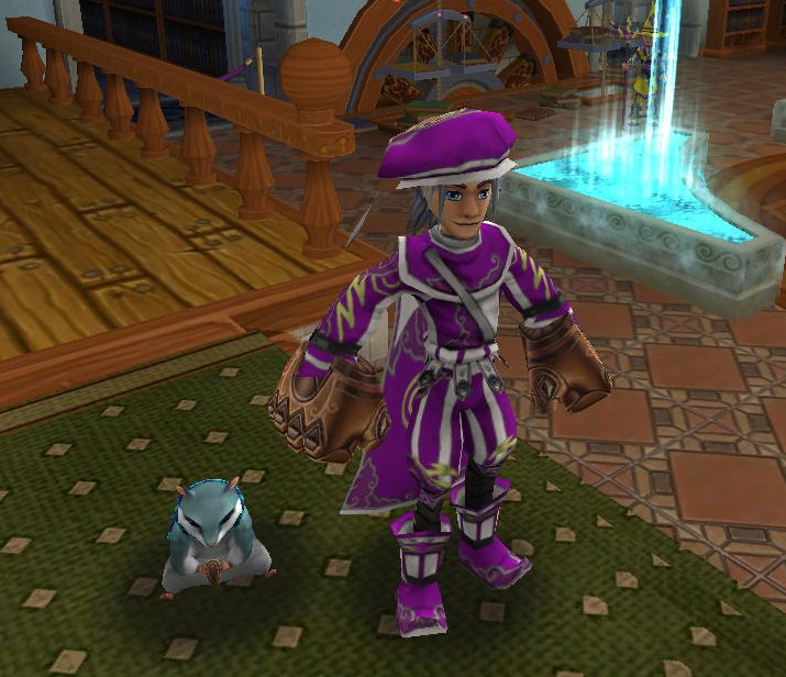 Wizard101 Pets